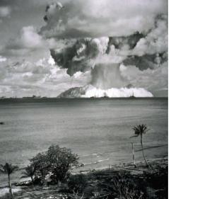 Bikini Atoll 7/1/1946