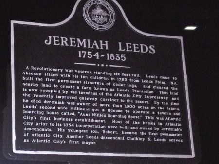 Jeremiah's Legacy
