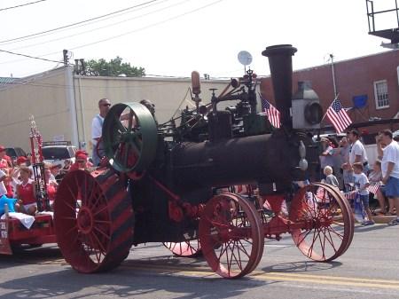 Fourth of July Parade in Cumming, Georgia