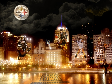 Capital of the Steeler Nation