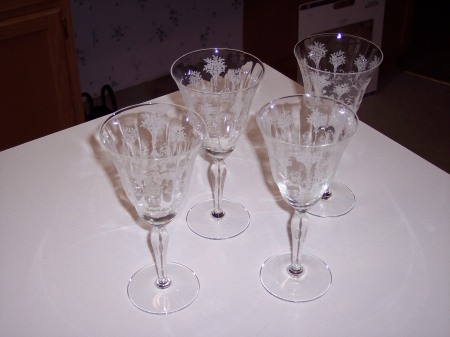 Inherited Glassware