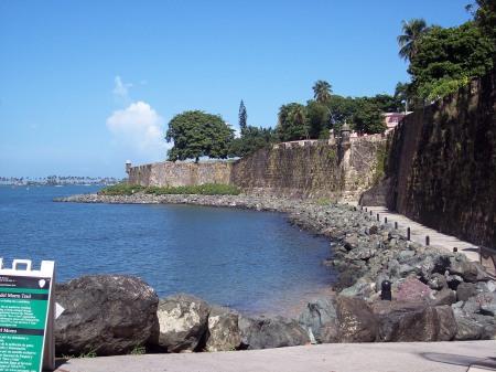 Old San Juan in Puerto Rico