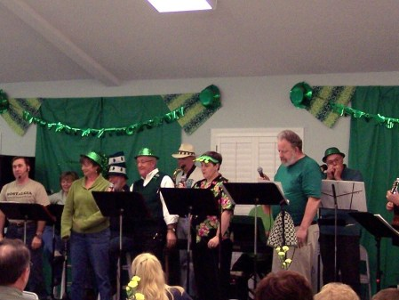 St. Pat's Irish Dinner at CTK