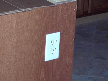 A plug for the crock pot