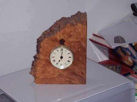 A unique time piece