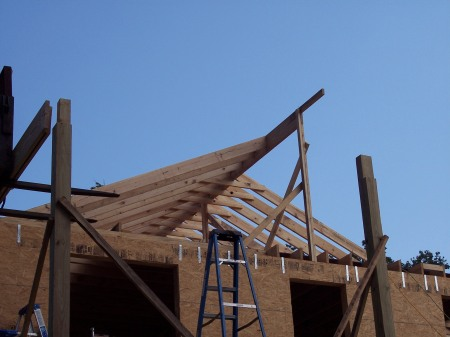 Roof is nearing the end