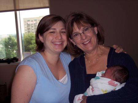 Momma Lori and Grandma Lu