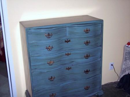 Mom & Dad's Dresser