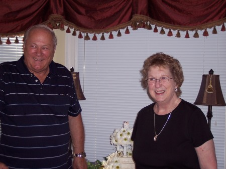 Nick & Mary Sarge - 50 years of wedded bliss