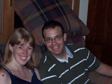 Mr & Mrs Wayne Coppins - Parents to be