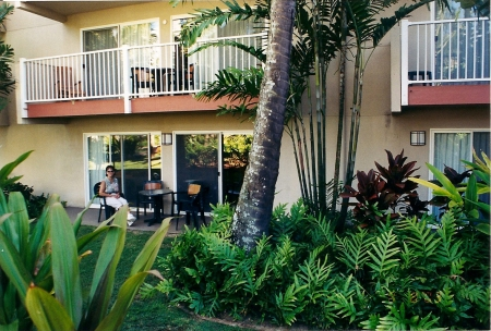 Our home away from home in Kauai